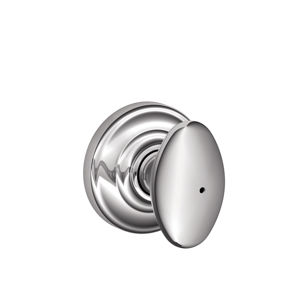 Schlage F40sie And Siena Privacy Knobset With Andover